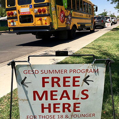 Summer Food Program Sites